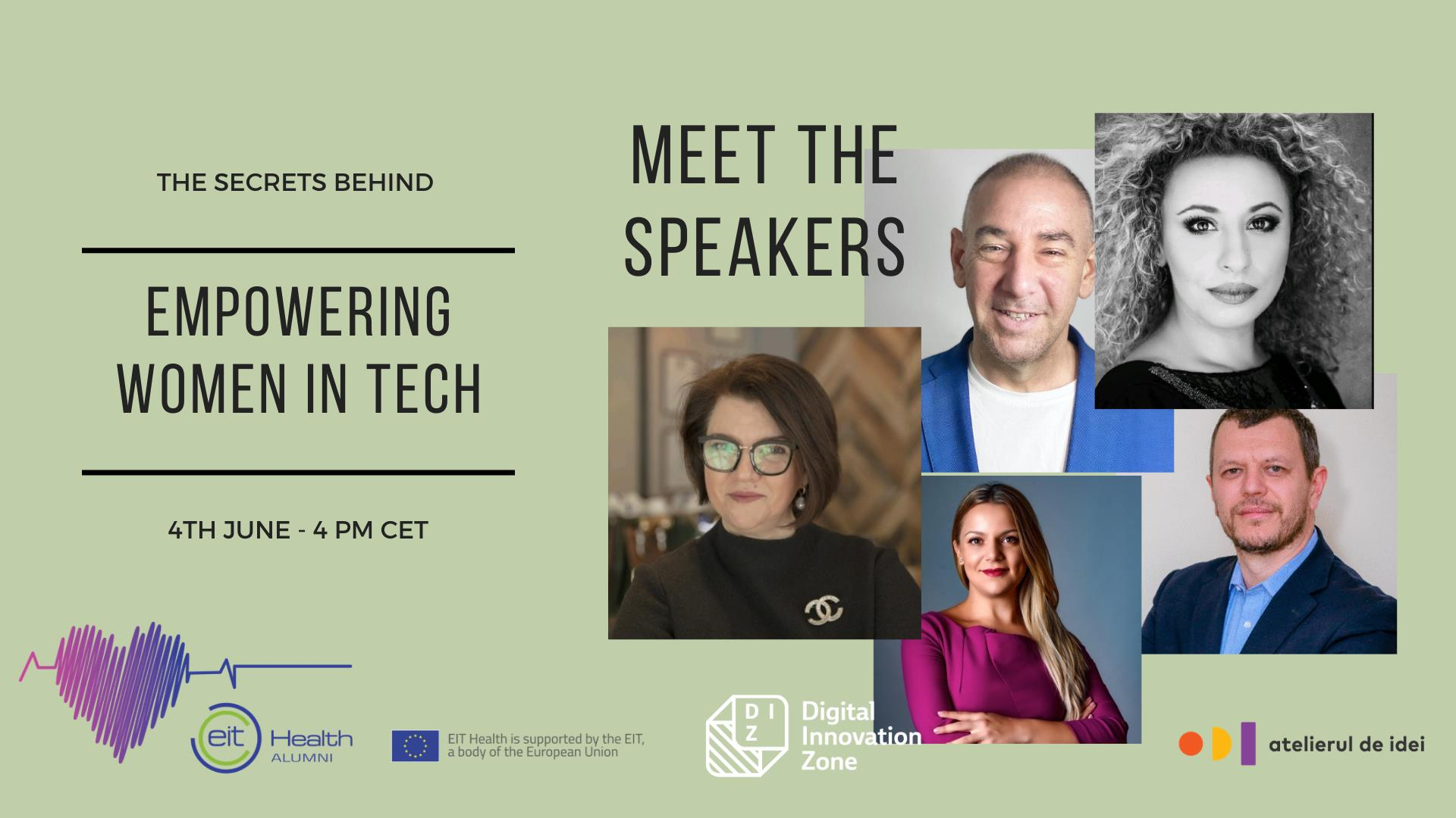 Empowering Women in Tech | Free Q&A event